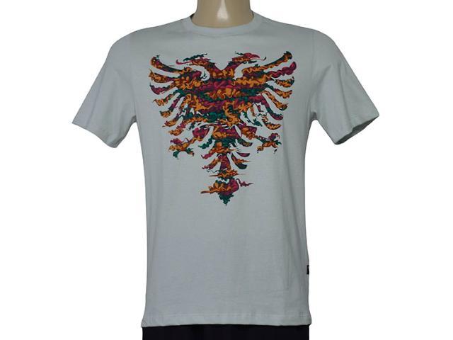 Camiseta Masculina Cavalera Clothing 01.20.0158 Gelo