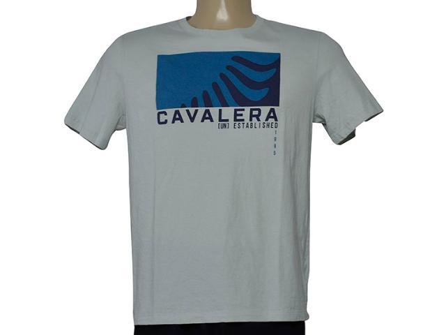 Camiseta Masculina Cavalera Clothing 01.20.0204 Gelo