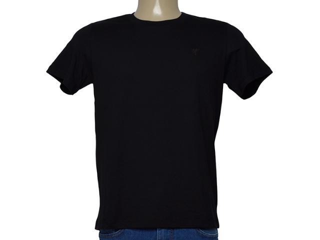 Masculina Camiseta Cavalera Clothing 01.01.9960 Preto