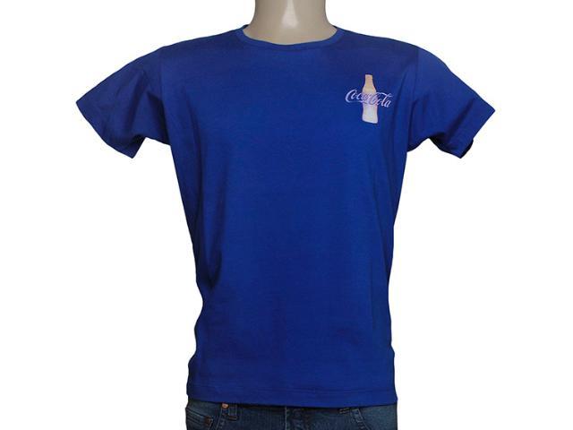 Camiseta Masculina Coca-cola Clothing 353203661 Marinho