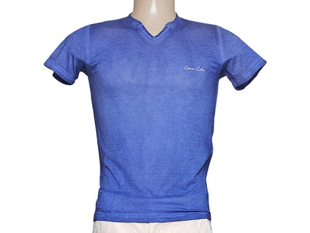 Camiseta Masculina Coca-cola Clothing 353203974 Marinho