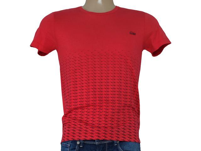 Camiseta Masculina Coca-cola Clothing 353203890 Vermelho
