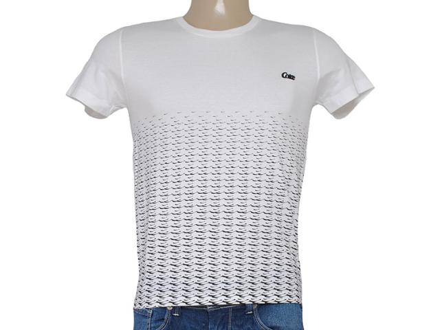 Camiseta Masculina Coca-cola Clothing 353203890 Off White
