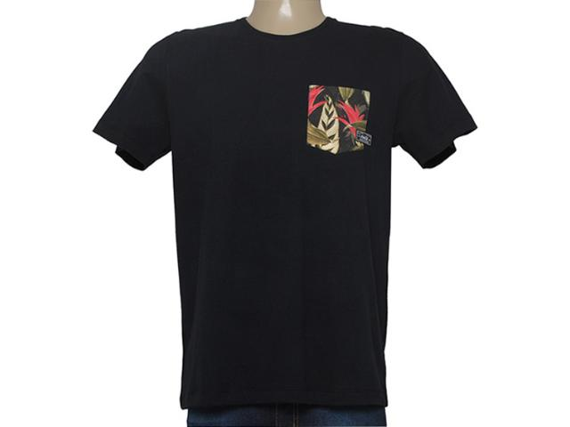 Camiseta Masculina Coca-cola Clothing 353204708 Preto