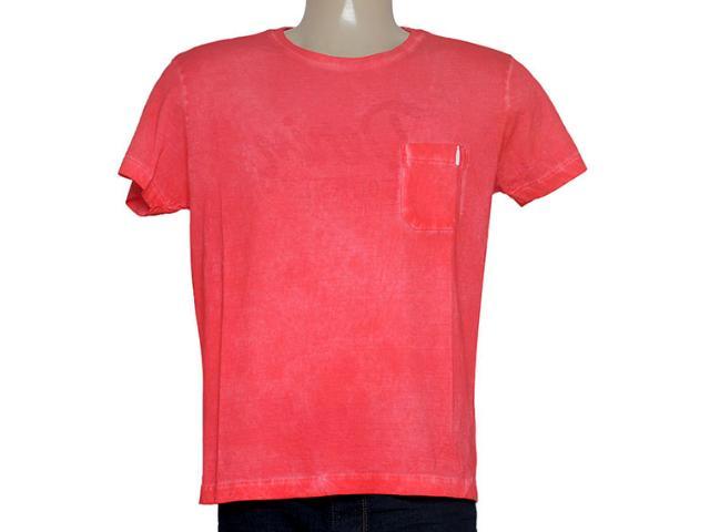 Camiseta Masculina Coca-cola Clothing 353204759 Vermelho