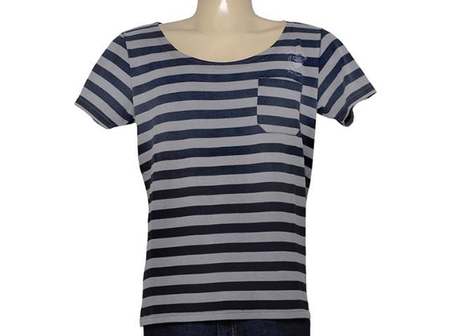 Camiseta Masculina Coca-cola Clothing 353202190 Preto/cinza