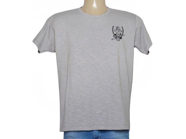Camiseta Masculina Coca-cola Clothing 353204211 Cinza