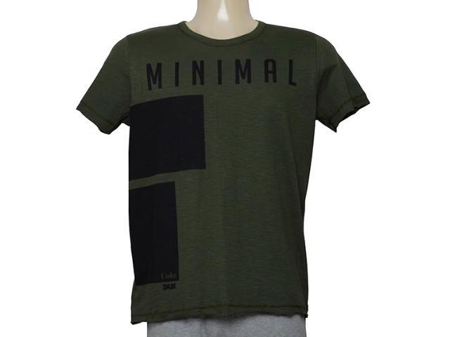 Camiseta Masculina Coca-cola Clothing 355200232 Verde