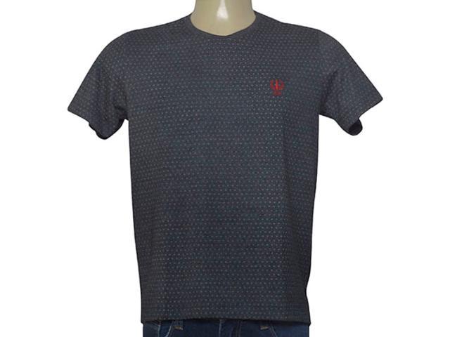 Camiseta Masculina Coca-cola Clothing 353205495 Grafite