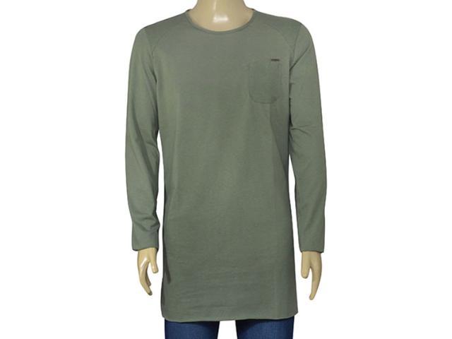 Camiseta Masculina Coca-cola Clothing 353205409 Verde