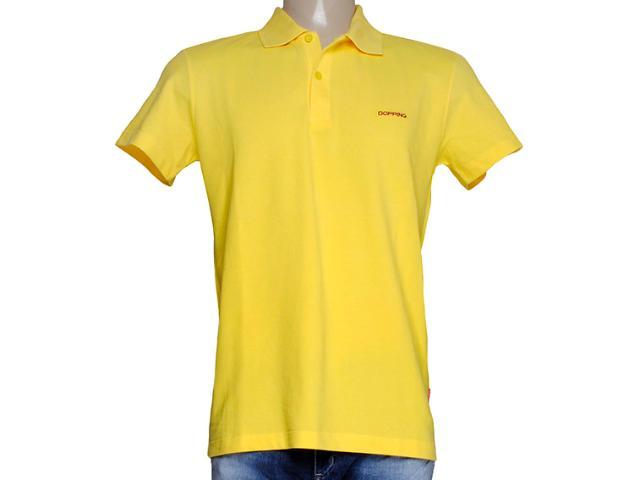 Camiseta Masculina Dopping 015457504 Amarelo