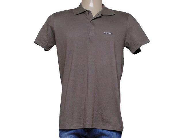 Camiseta Masculina Dopping 015457502 Grafite