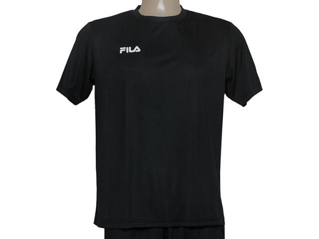 Camiseta Masculina Fila F101048 Arce Preto