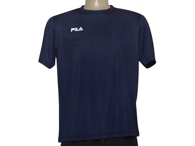Camiseta Masculina Fila F101048 Arce Marinho