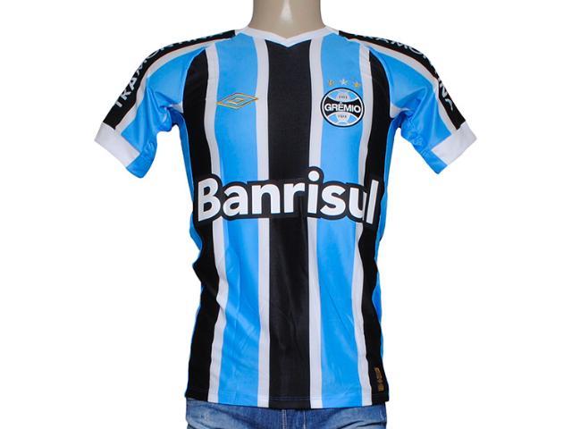 Camiseta Masculina Grêmio 3g00000 Tricolor