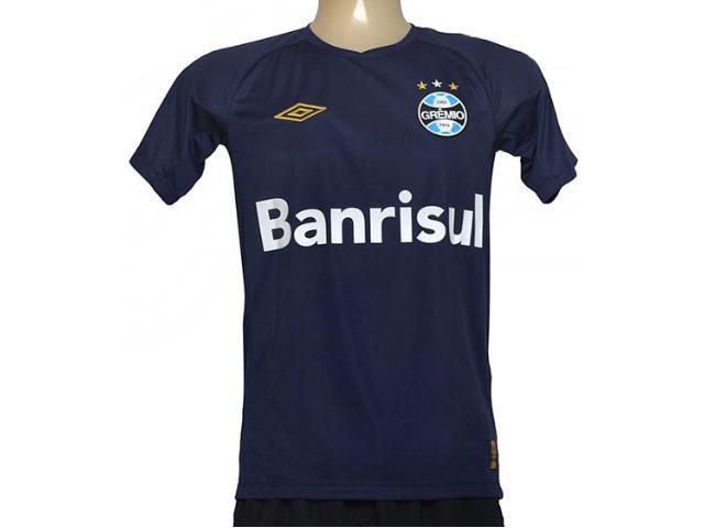 Camiseta Masculina Grêmio 3g05002 777 Marinho