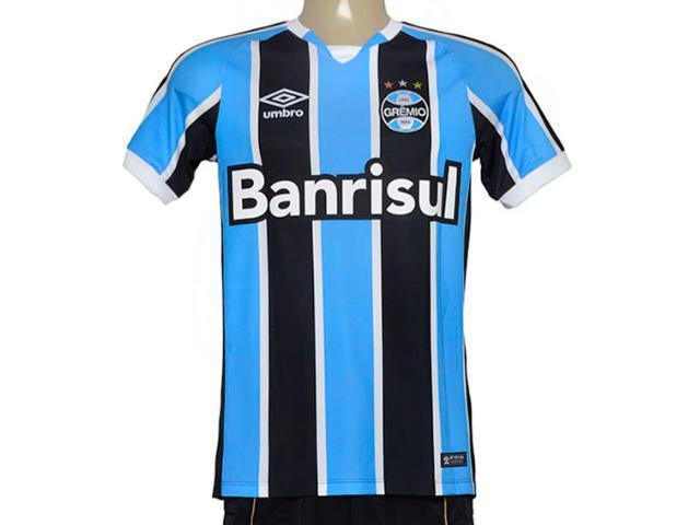 Camiseta Masculina 3g00045 Grêmio Gam  Tricolor