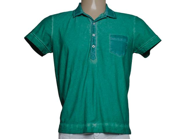Camiseta Masculina Index 19.08.000028 Verde