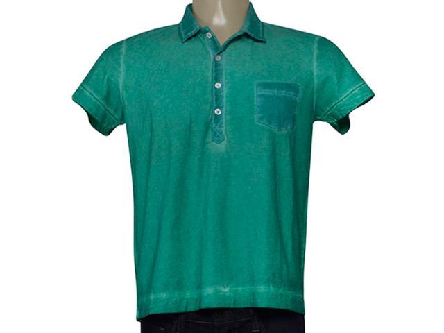 Camiseta Masculina Index 19.08.000028 Verde