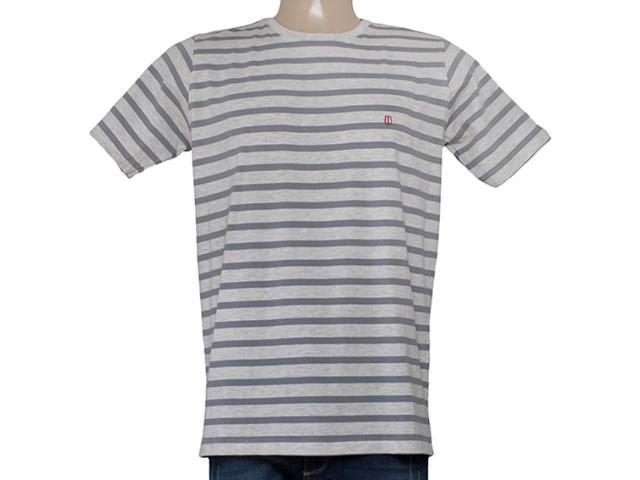 Camiseta Masculina Individual 304.22222.160 Mescla