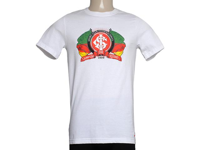 Camiseta Masculina Inter 527929-100 Branco