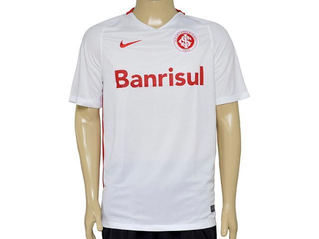 Camiseta Masculina 777000-101 Internacional Away Stadium Branco/vermelho