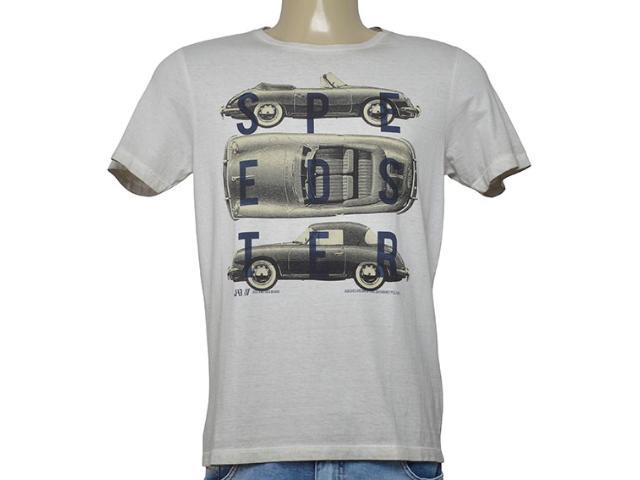 Camiseta Masculina Jab 01c004-30 Areia