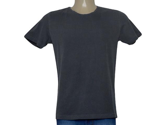 Camiseta Masculina King & Joe Ca09514 Grafite