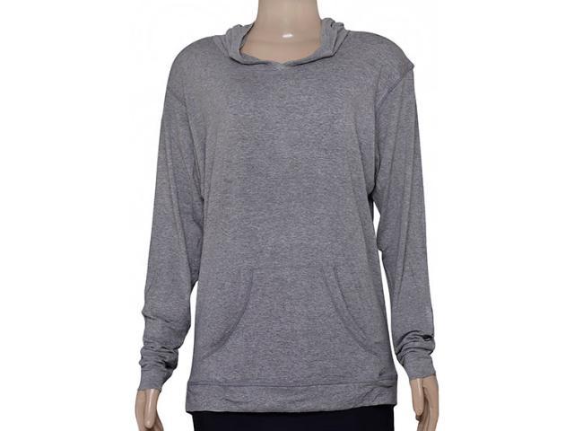 Camiseta Feminina Lupo 77001 001 8780 Mescla