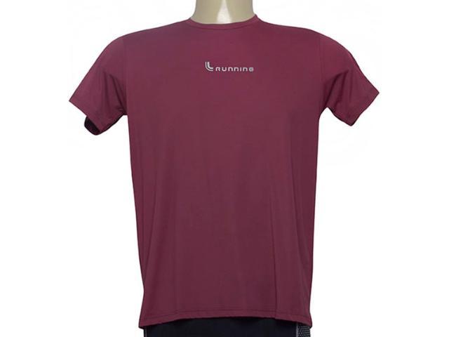 Camiseta Masculina Lupo 77053 001 5940 Vinho