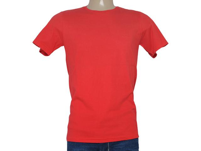 Camiseta Masculina M.officer 120006004 Cereja