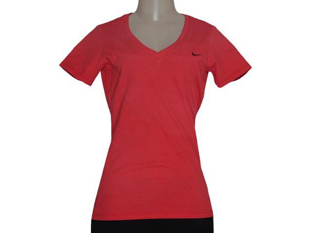 Camiseta Feminina Nike 547468-660 Vermelho