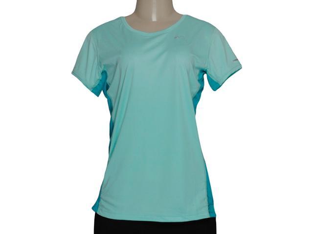 Camiseta Feminina Nike 519829-385 Miler ss Verde