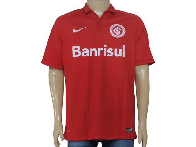 Camiseta Masculina Inter 658937-612 Sci Home N10 Torcedor  Vermelho/branco