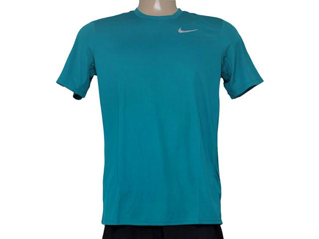 Camiseta Masculina Nike 667672-309 em Racer ss  Verde
