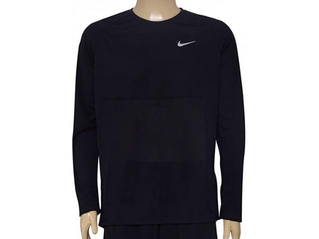 Camiseta Masculina Nike 683574-011 Dri-fit Racer  Preto