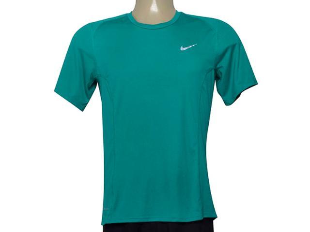 Camiseta Masculina Nike 683527-351 df Miler Verde