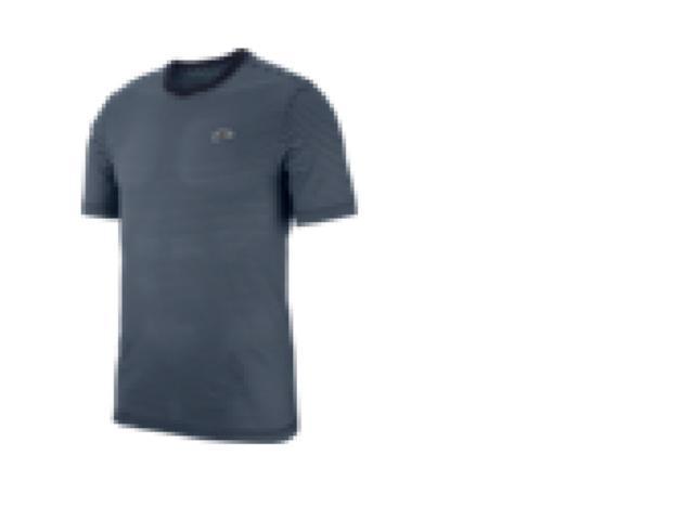 Camiseta Masculina Nike Ar5073-451 Sportswear Listrado/azul