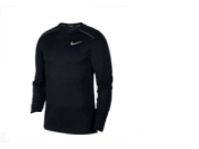 Camiseta Masculina Nike Aj7568-010 Dri-fit Miler Preto