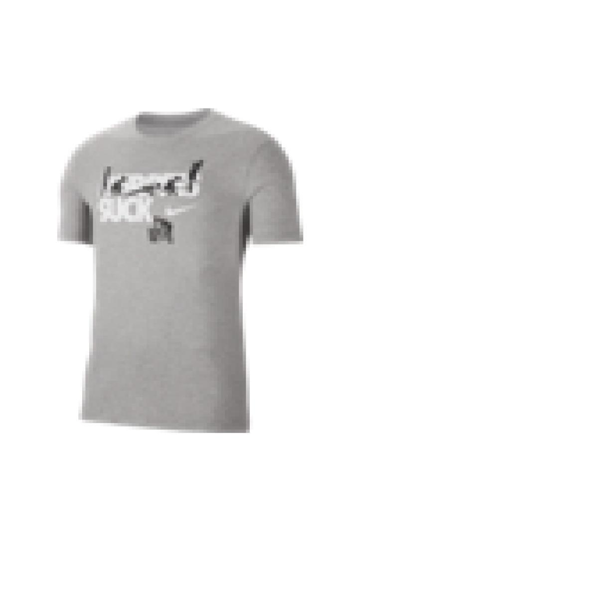 Camiseta Masculina Nike Ck4284-063 Dri-fit Cinza