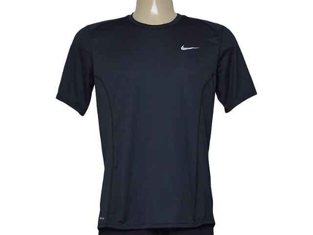 Camiseta Masculina Nike 683527-010 df Miler  Preto