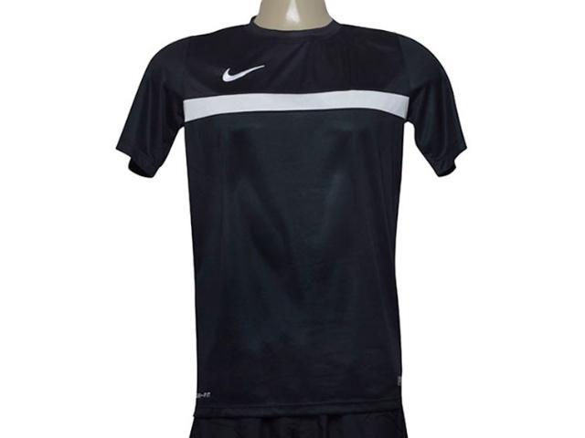 Camiseta Masculina Nike 651379-012 Academy Trainning 1  Preto