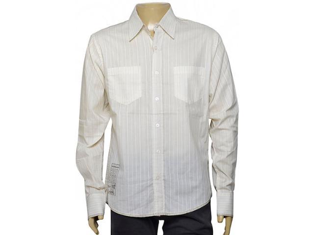 Camiseta Masculina Puramania Fmel0003 Bege