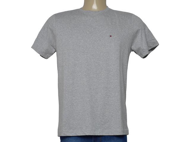 Camiseta Masculina Tommy Thmw0mw04985 Mescla