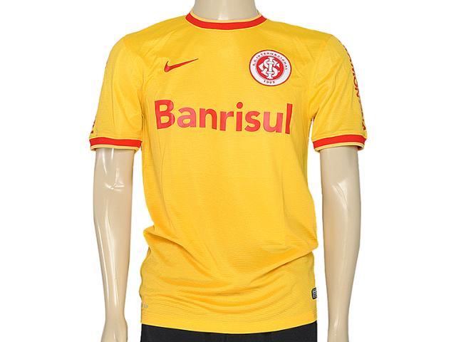 Camiseta Masculina Inter 588112-704 Sci ss Thi Amarelo/vermelho