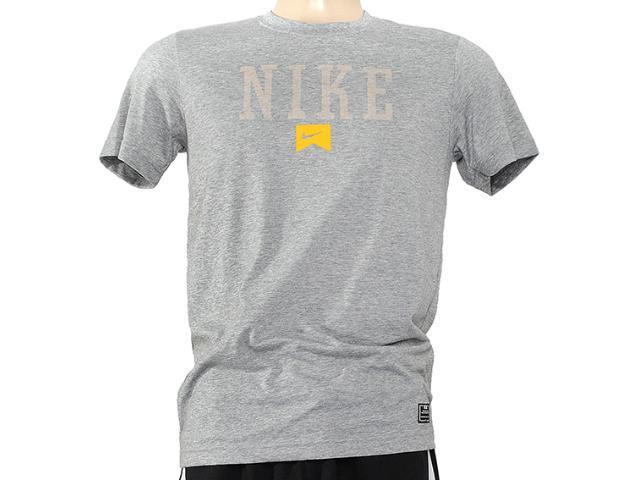 Camiseta Masculina Nike 547579-063 Cinza