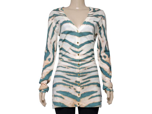 Cardigan Feminino Index 09.05.000045 Zebra