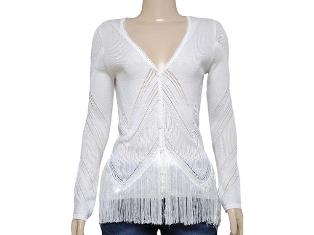 Cardigan Feminino Lafort Rcv151694 Branco