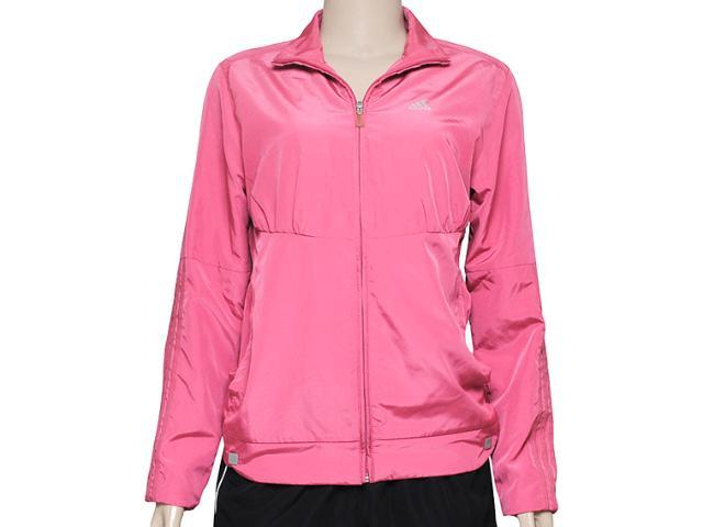 Casaco Feminino Adidas 607522-01 Cinza/rosa