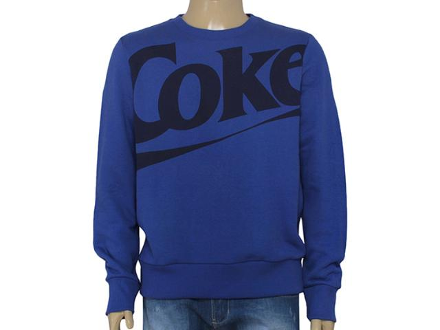 Casaco Masculino Coca-cola Clothing 413200153 Azul